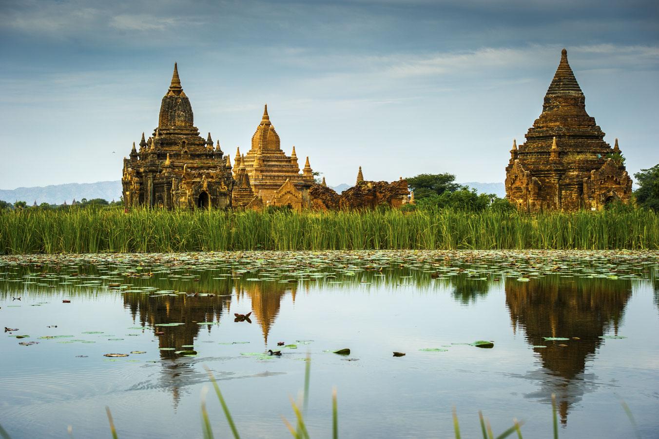 Bagan, Myanmar - Buitengewone vakanties | Corallium - Reisbureau Lennik en Gooik