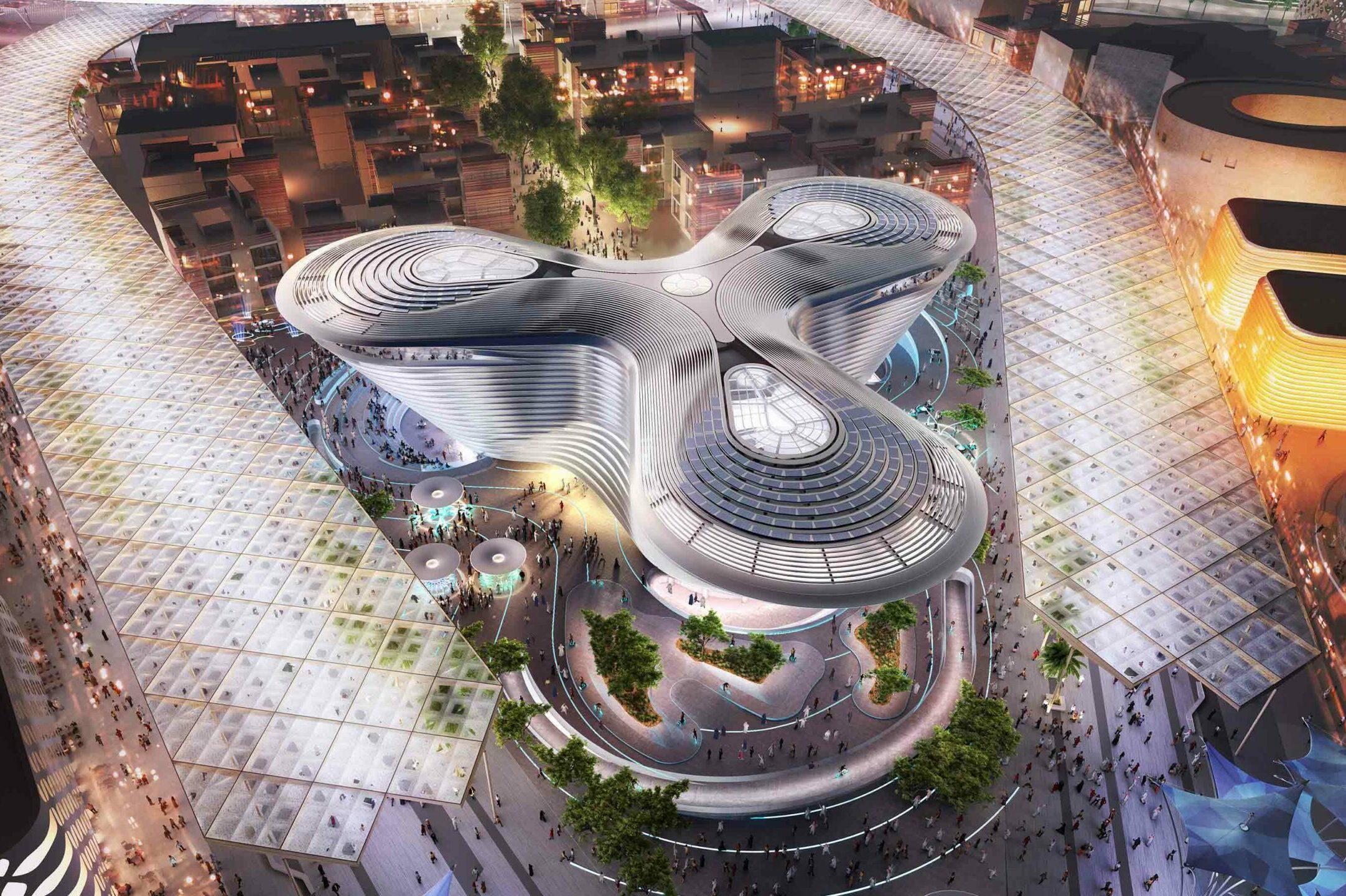 Wereldtentoonstelling Expo 2020 Dubai bezoeken | Corallium - Reisbureau Lennik en Gooik